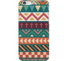Southwestern Inspired Pattern Print iPhone Case/Skin