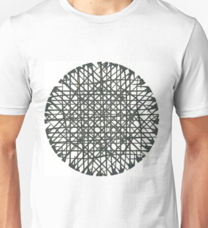 send nudes optical illusion Unisex T-Shirt