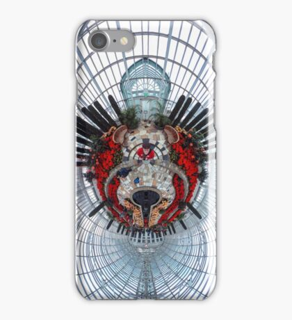 Como Park Zoo and Conservatory Tinyworld VR iPhone Case/Skin