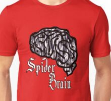 Spider Brain Unisex T-Shirt