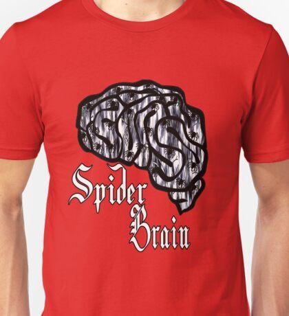 Spider Brain Unisex T-Shirt