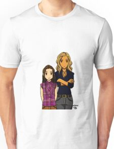 Sunday's Best - Tris and Anya Unisex T-Shirt
