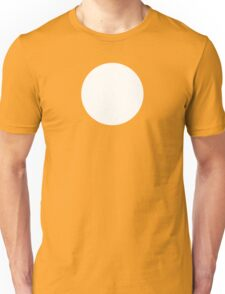 Round Circle Simple Art Unisex T-Shirt