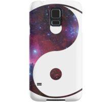 Ying and yang galaxy Samsung Galaxy Case/Skin