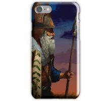 Celtic Warrior iPhone Case/Skin