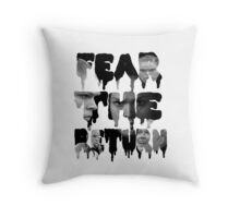 RONDA IS BACK Throw Pillow