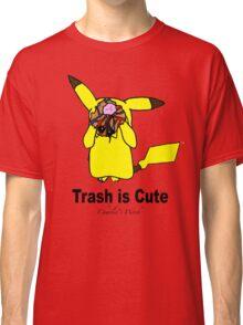 Trash is cute Classic T-Shirt