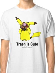 Trash is cute Classic T-Shirt