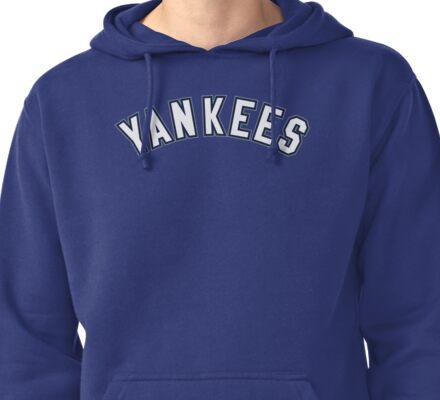 yankees Pullover Hoodie