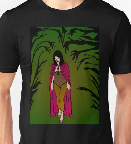 Little Red into darkness Unisex T-Shirt