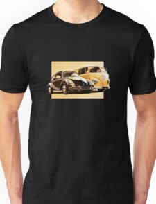 One Spirit   Car   Bus  Only  Unisex T-Shirt