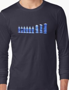 Chess Pieces Long Sleeve T-Shirt
