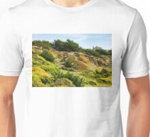 San Francisco Colorful Spring - 2 Unisex T-Shirt