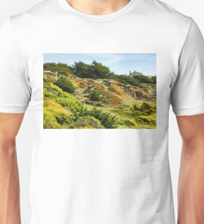 San Francisco Colorful Spring - 2 Unisex T-Shirt