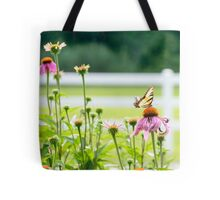 LP - Butterfly Tote Bag