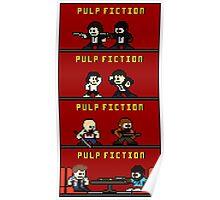 Mega Pulp Fiction Poster