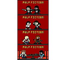 Mega Pulp Fiction Photographic Print