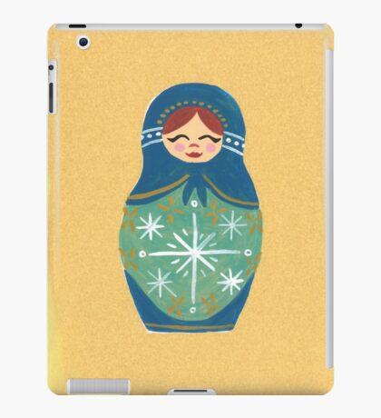 Matryoshka iPad Case/Skin