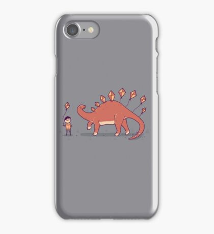 Stego-Soar iPhone Case/Skin