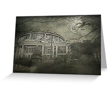 The Conservatory II Greeting Card