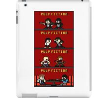 Mega Pulp Fiction iPad Case/Skin