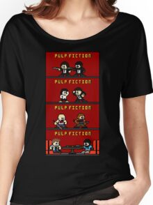 Mega Pulp Fiction Women's Relaxed Fit T-Shirt