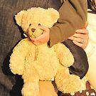 Teddybear by Christine Wilson