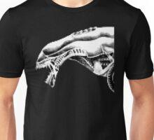 8bit Alien creature  Unisex T-Shirt
