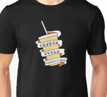 Orange Mocha Frappuccino!  Unisex T-Shirt