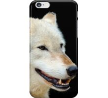 Timber Wolf 2 iPhone Case/Skin