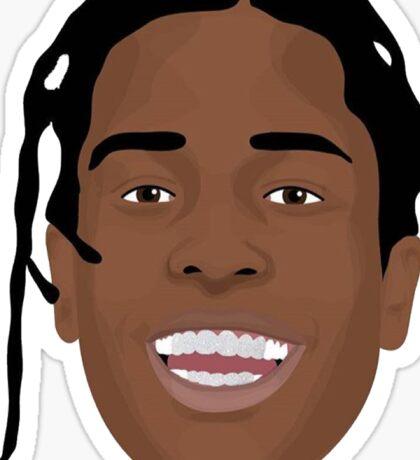 Flacko (A$AP Rocky) Sticker Sticker