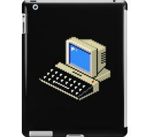 8bit old PC iPad Case/Skin