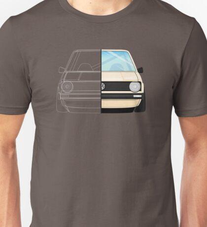 Volkswagen Golf GTI Mk1 Unisex T-Shirt