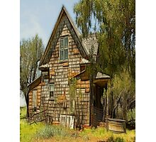 Rent !,....Great House,.....Saturday Night Washtub Outfront Photographic Print