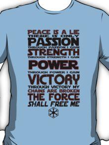 Peace is a LIE! T-Shirt