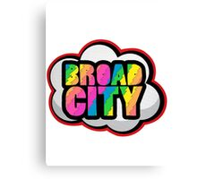 broad city Canvas Print