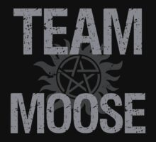 Supernatural Team Moose by thepixelgarden
