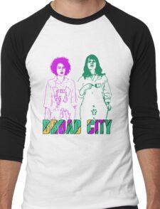 broad city Men's Baseball ¾ T-Shirt