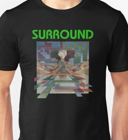 SURROUND - ATARI 2600 CLASSIC LABEL Unisex T-Shirt