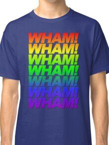 Wham Wham Rainbow Classic T-Shirt