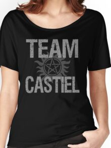 Supernatural Team Castiel Women's Relaxed Fit T-Shirt