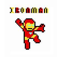Mega Iron Man Photographic Print