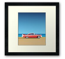Plymouth Fury Framed Print