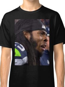 Sad Richard Sherman Classic T-Shirt