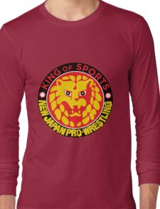 NJPW Long Sleeve T-Shirt