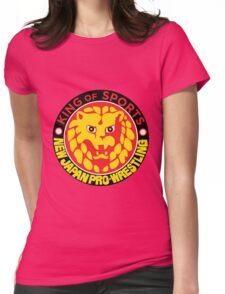 NJPW Womens Fitted T-Shirt