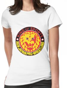 NJPW Womens Fitted T-Shirt