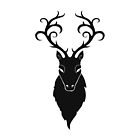 Black Stag by Jezhawk