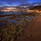 Footprints In The Sand by servalpe
