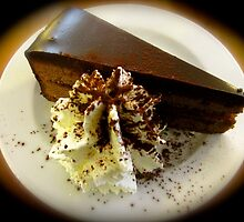 Sacher Torte by Lynnrmorris